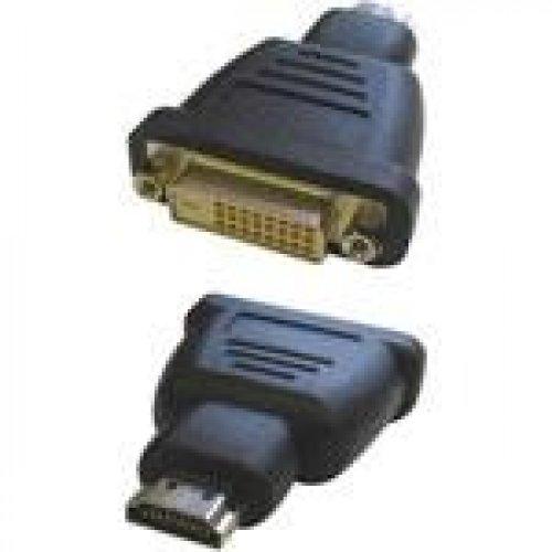 Αντάπτορας HDMI αρσενικό -> DVI-I (24+1) θηλυκό CVGP34910BK Nedis