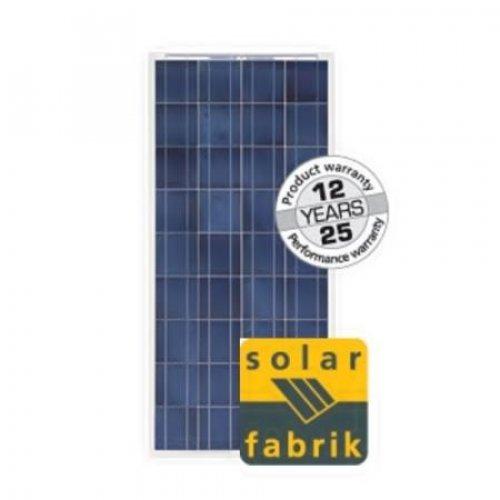 Πάνελ φωτοβολταϊκό Solar Fabrik 135Wp 12V 36 CELLS SH-130P-130