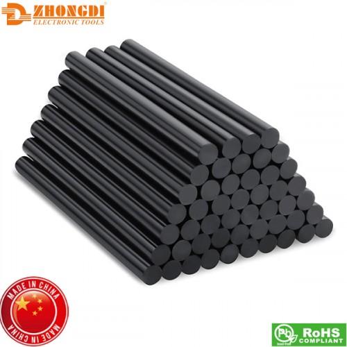 Σιλικόνη ράβδος Φ11 30cm 30gr μαύρη Zhongdi