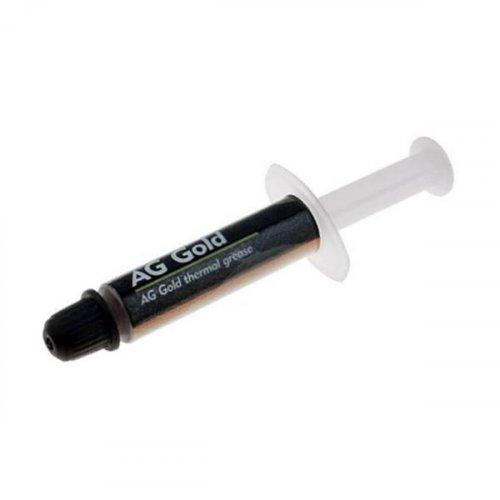 θερμοαγώγιμη Πάστα χαλκού σιλικόνη + χρυσός 1gr AGT-163 AG Termopasty