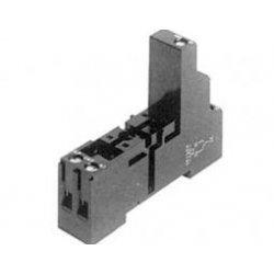 Βάση ράγας mini relay 1pins RT78724 Schrack