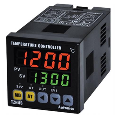 Ελεγκτής θερμοκρασίας ψηφιακός 48X48 SSR 12VDC TZN4S-14S AUTONICS