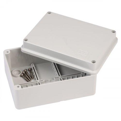 Κουτί πλαστικό IP56 150x110x70mm γκρι GW44206 GEWISS