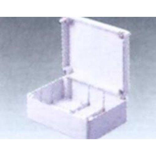 Κουτί πλαστικό IP56 380x300x120mm γκρι GW44210 GEWISS