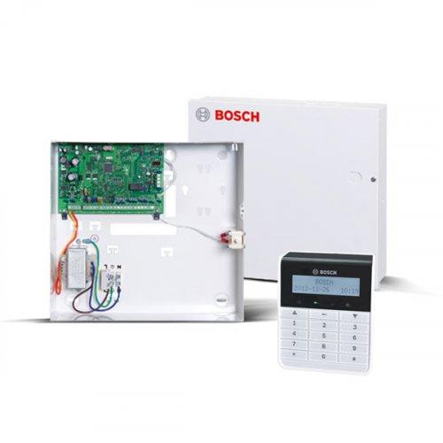 Bosch σύστημα ασφαλείας kit ΑΜΑΧ-4000 με LCD 16 ζωνών πληκτρολόγιο