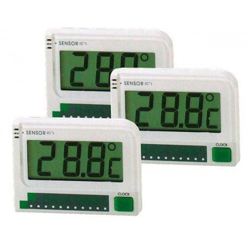 Θερμόμετρο-ρολόι MDL-3330