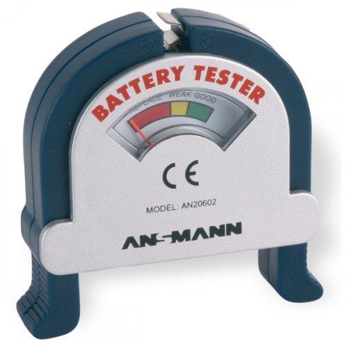 Tester μπαταριών ANSMANN