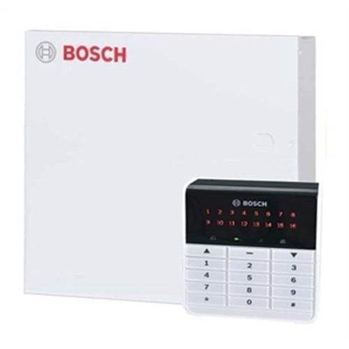 Bosch σύστημα ασφαλείας kit ΑΜΑΧ-3000 με led 16 ζωνών πληκτρολόγιο