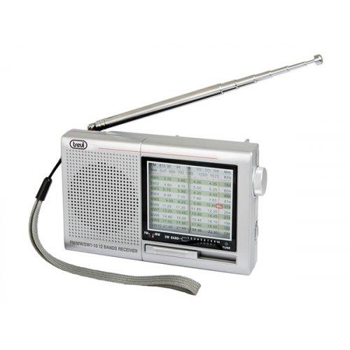 Ραδιόφωνο Παγκοσμίου Λήψεως MB-729 Τrevi