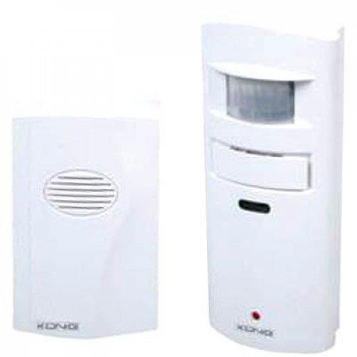 Ασύρματο κουδούνι + alarm με ανιχνευτή κίνησης SEC-APW10