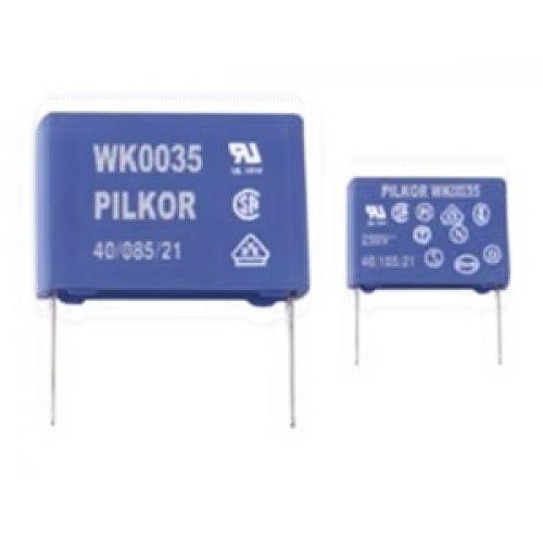 Πυκνωτής πολυπροπυλενίου MKP-2KV1,5NF 384 P15mm 680Vdc Pilkor