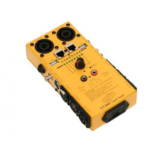 Ανιχνευτής -Tester καλωδίων AUDIO CT-04C