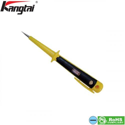 Κατσαβίδι δοκιμαστικό τάσεως 3x140mm 250V 6875-201G Kangtai