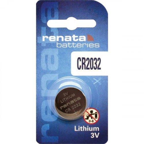 Μπαταρία Λιθίου 3V CR2032 Renata