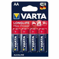 Μπαταρία αλκαλική LR06 AA BL4pcs 4706 Maxi Tech VARTA