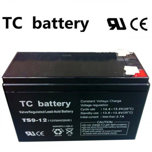 Μπαταρία 12V 9.0Ah μολύβδου TS9-12 TC Battery
