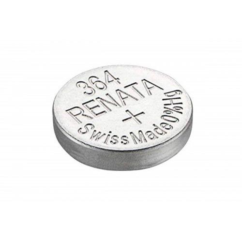Μπαταρία κουμπί Silver Oxide L/D 1.55V 384 Renata