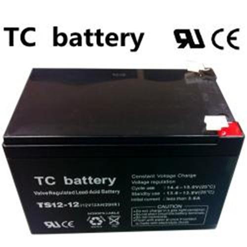 Μπαταρία 12V 12Ah μολύβδου TS12-12 TC Battery