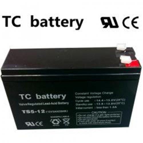 Μπαταρία 12V 5.0Ah μολύβδου Long TS5L-12 TC Battery