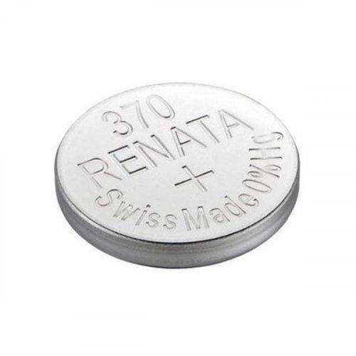 Μπαταρία κουμπί Silver Oxide H/D 1.55V 370 Renata