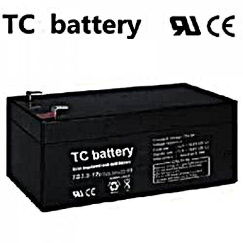 Μπαταρία 12V 3.3Ah μολύβδου TS3.3-12 TC Battery