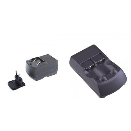 Φορτιστής μπαταριών Li-Fe CR123A, CR2 ACFRB POWERSMART