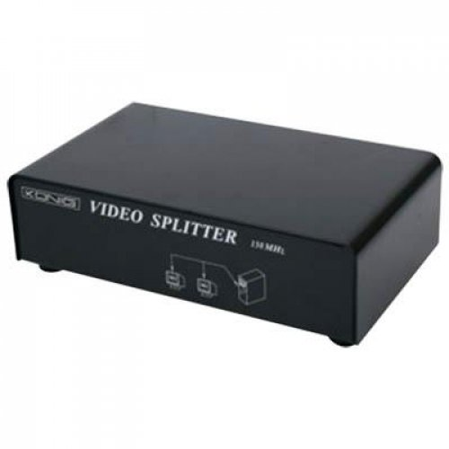 Splitter 1 -> 2 VGA Konig CMP-SWITCH91