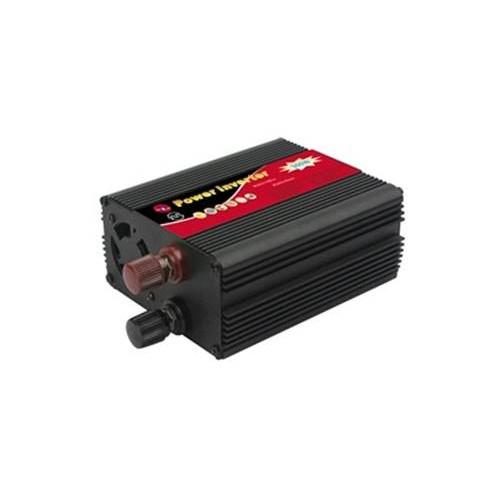Inverter 24V->230V 300W Τροποπιημένο Ημίτονο ZB300-M Zonbo