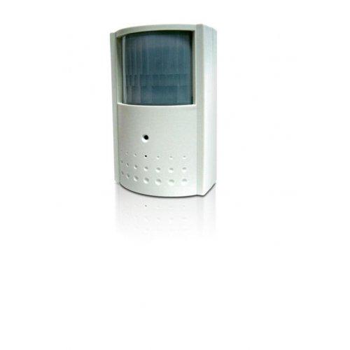 Κάμερα καμουφλαρισμένη σε σχήμα ανιχνευτή 3.7mm PIR CCD Color AVC-826