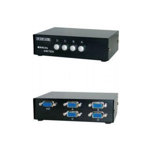 Switcher auto VGA CMP-SWITCH55 Konig