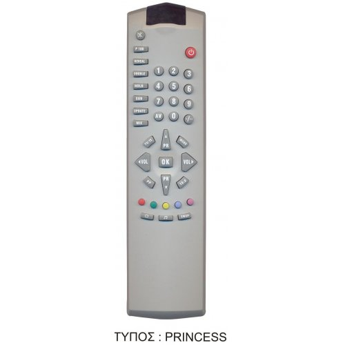 Τηλεχειριστήριο princess 0105