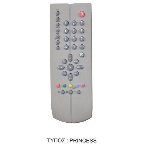 Τηλεχειριστήριο princess 0104