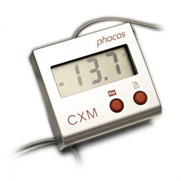 Ψηφιακό όργανο για ρυθμιστή φόρτισης CXN CXM PHOCOS