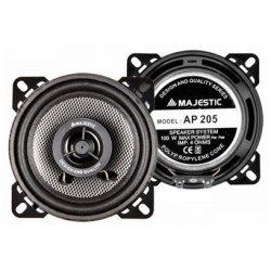 Ηχείο Αυτοκινήτου 10cm 2 WAY 100 watt AP 205 MAJESTIC