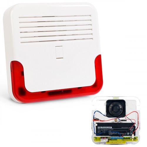 Εξωτερική σειρήνα SD-6000R EN50131 Grade 2 Satel
