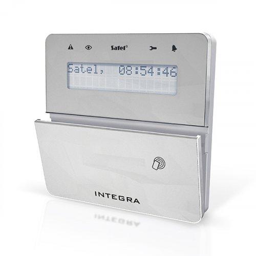 Πληκτρολόγιο LCD INT-KLFR-SSW Satel