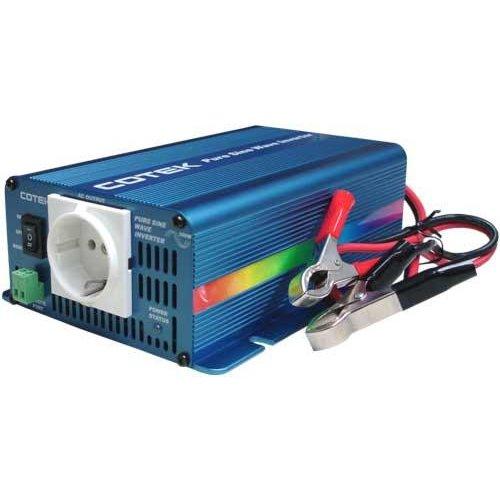 Inverter 12V->230V 350W τροποποιημένο ημίτονο