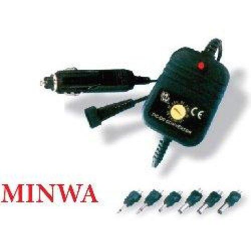 Τροφοδοτικό αυτοκινήτου 12-24V DC in -> 1,5-12V DC 800maH MW212 MWA