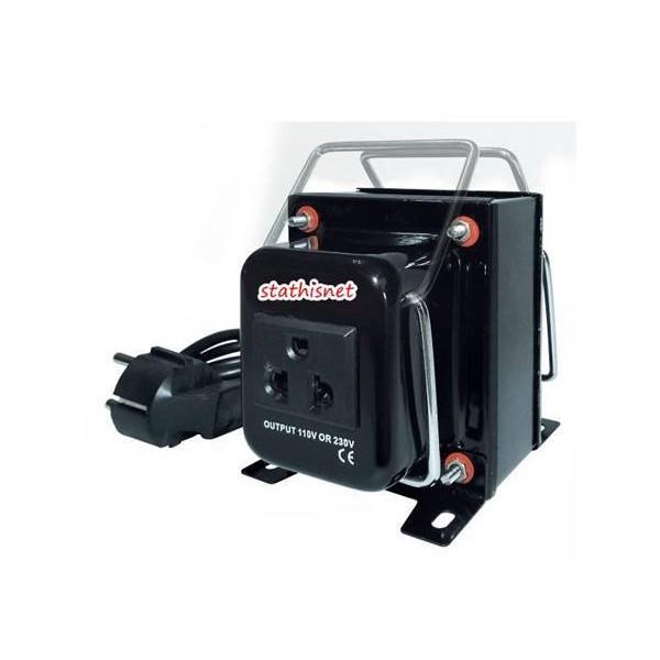 Converter 230V->110V AC 1000VA THG-1000 Minwa