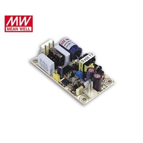 Τροφοδοτικό switch 230V IN -> OUT 12VDC 5W 0.45A ανοιχτού τύπου PS5-12 Mean Well