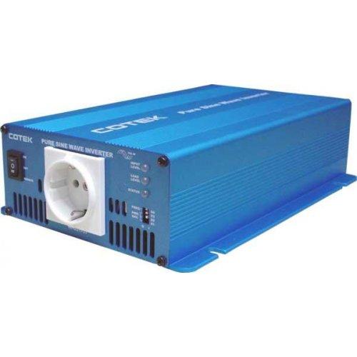 Inverter 24V-220V 600W τροποποιημένο ημίτονο