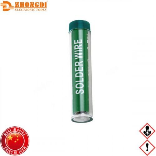 Κόλληση 60/40 14gr 1mm Σωληνάριο ZD-160