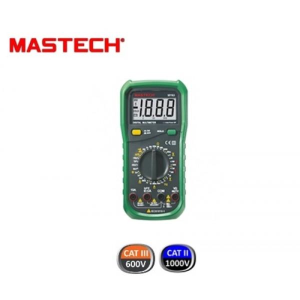 Πολύμετρο Ψηφιακό basic MY63N Mastech