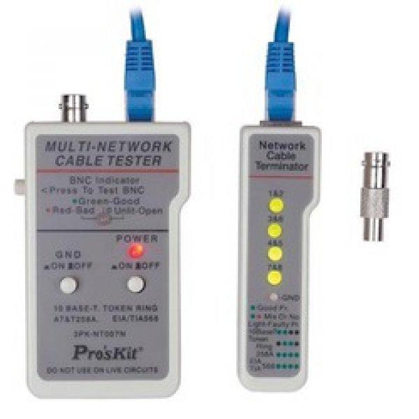Tester δομημένης καλωδίωσης 3PK-NT007 Proskit