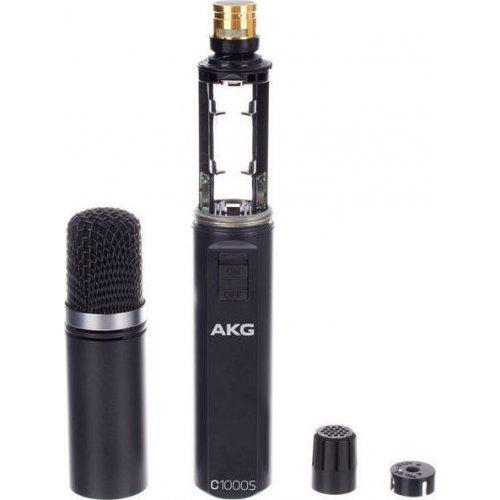 Μικρόφωνο Πυκνωτικό C1000S MKIV AKG