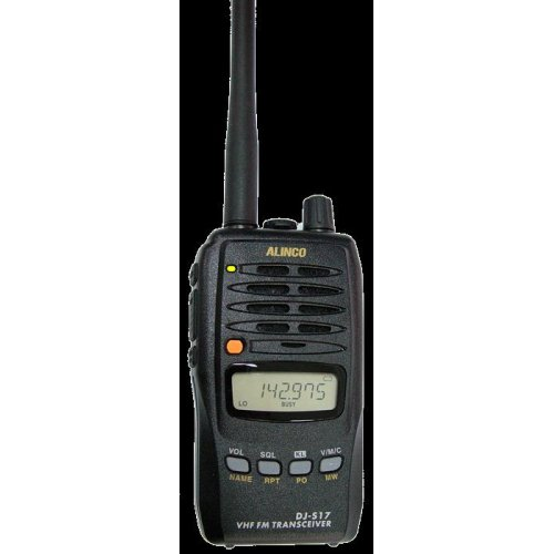 Πομποδέκτης Φορητός VHF DJ-S17E Alinco