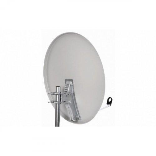 Κάτοπτρο σιδερένιο 100cm λευκό Sab