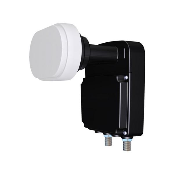 LNB 0.2 dB Twin Monoblock 3° 80cm Ιnverto