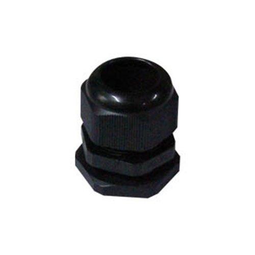 Στυπιοθλίπτης με φλάντζα IP68 μαύρος PG-13.5 CHS