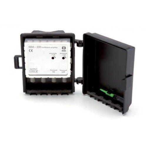Ενισχυτής ιστού 1UHF- VHF SBA-210 IKUSI